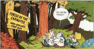 From: Asterix and the Goths (publishers- Hodder Dargaud)