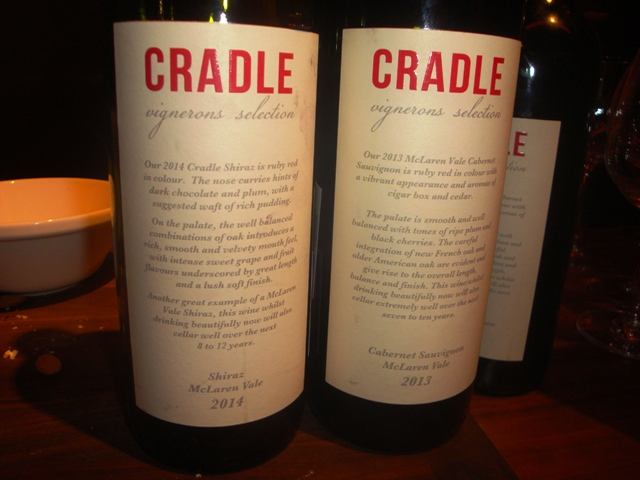 Molly's Cradle Wines by Fratelli Wines