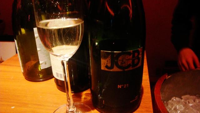 JCB Cremant Brut by Fratelli Wines