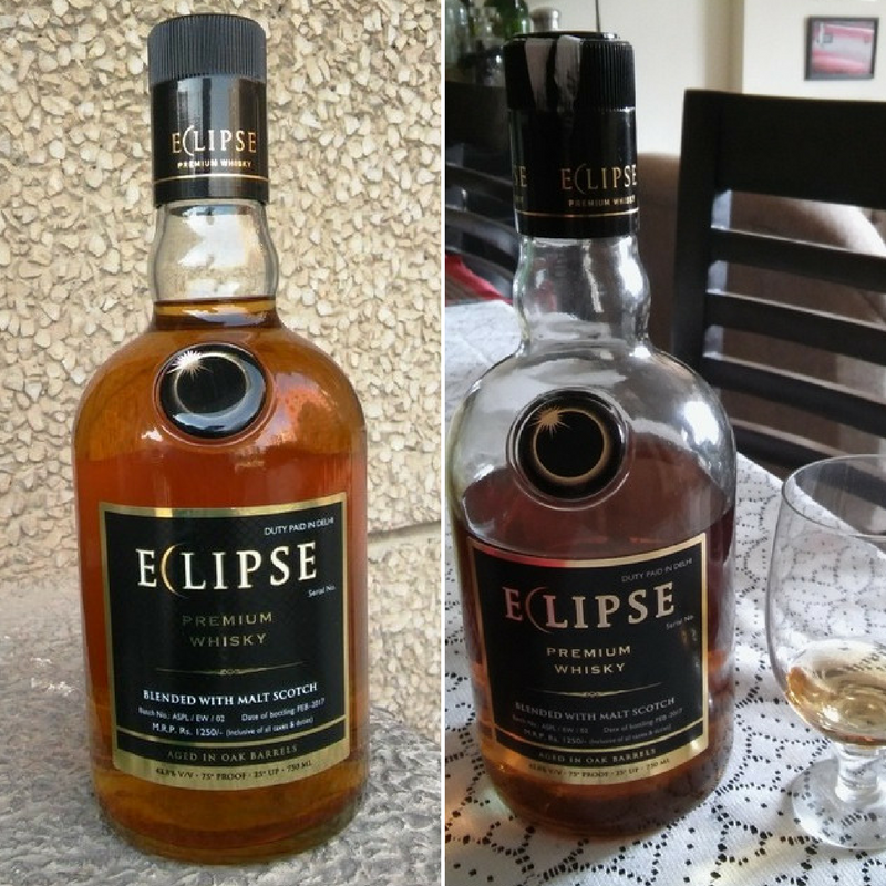Eclipse whisky India