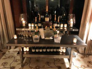 champagne-taittinger-display