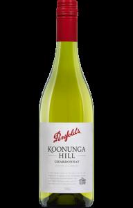 Penfolds Koonunga Hill Chardonnay Non Vintage Bottle