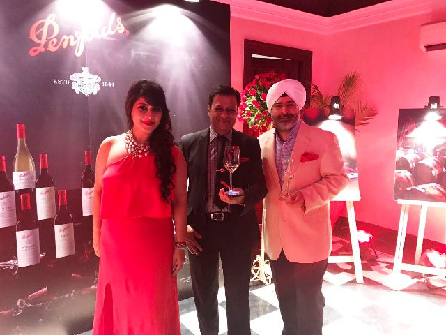 penfolds with madhulika and Aman