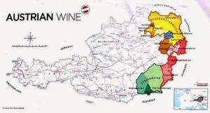 Austrian-Wine-Regions