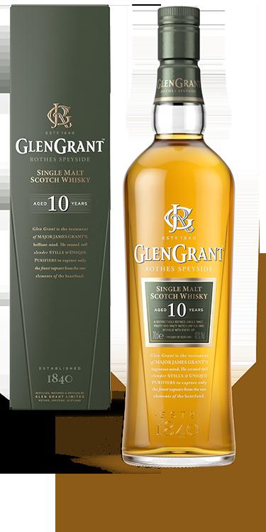 glen grant 10 years old