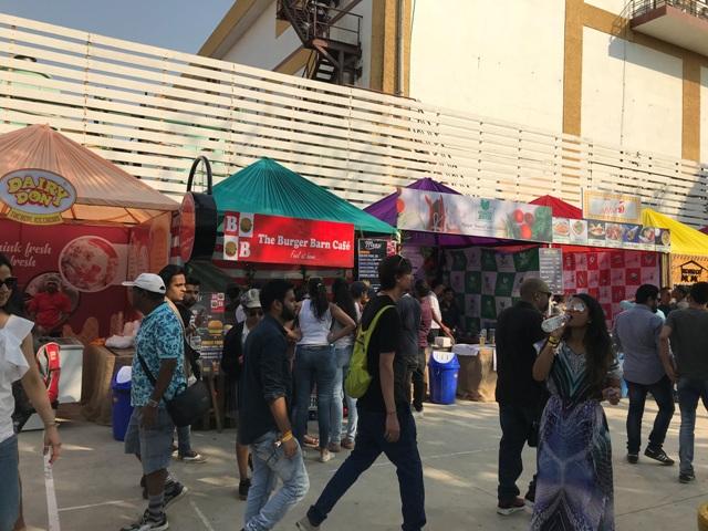 SulaFest18 Food Stalls