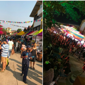 shopping street sulafest18