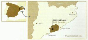 mas-la-plana-location