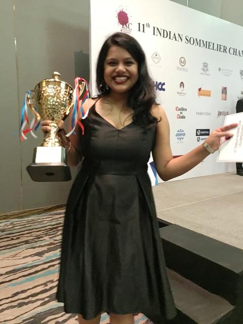 devati-mallick-indian-sommelier-championship