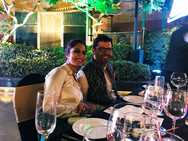 Happy Guests at Indian Wine Day 2018