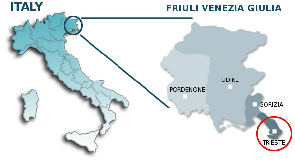 Friuli Venezia Giulia - Italian wine travelogue for wine enthusiasts